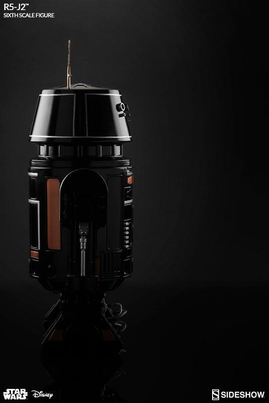 Sideshow - R5-J2 Imperial Astromech Droid Sixth Scale Figure R5j2_110