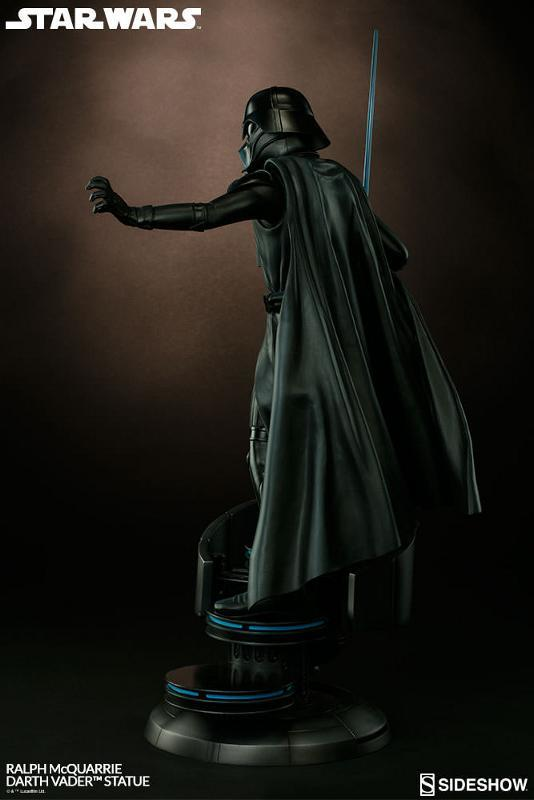 Sideshow Collectibles - Ralph McQuarrie Darth Vader Statue Ralph-13