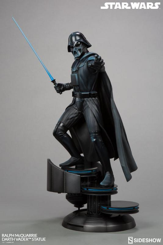 Sideshow Collectibles - Ralph McQuarrie Darth Vader Statue Ralph-17