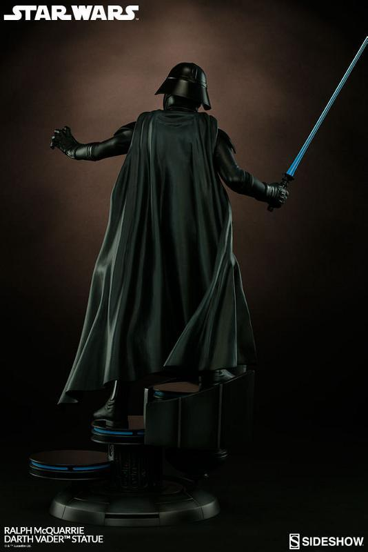 Sideshow Collectibles - Ralph McQuarrie Darth Vader Statue Ralph-19