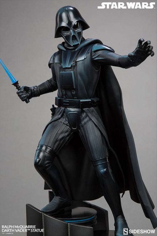 Sideshow Collectibles - Ralph McQuarrie Darth Vader Statue Ralph-20
