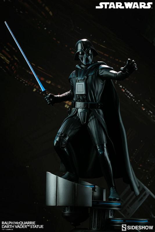 Sideshow Collectibles - Ralph McQuarrie Darth Vader Statue Ralph-23