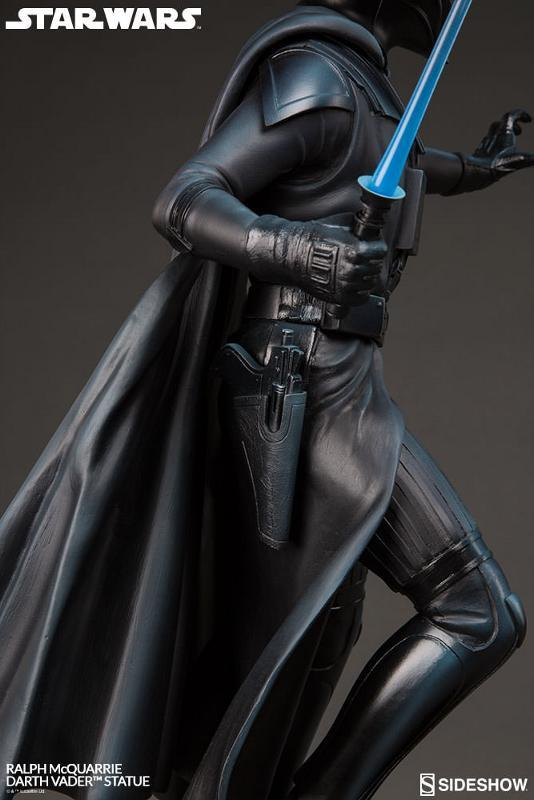 Sideshow Collectibles - Ralph McQuarrie Darth Vader Statue Ralph-29