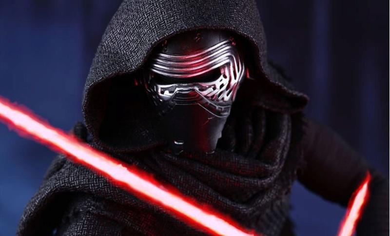 Hot Toys Star Wars The Force Awakens : Kylo Ren 1/6 Ren_0110