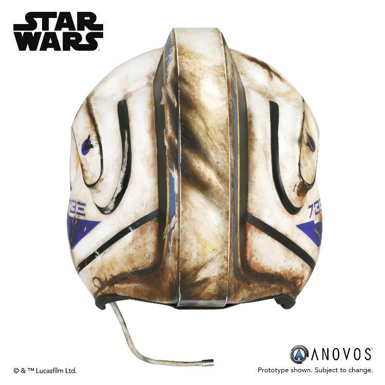 ANOVOS -  Star Wars TFA Rey Salvaged X-wing Helmet Accessory Rey_x-11