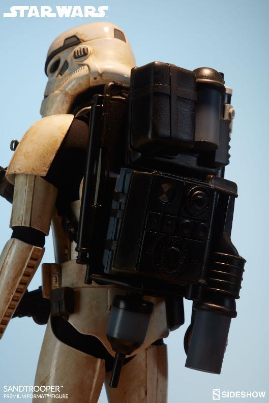 Sideshow Collectibles - Sandtrooper Premium Format Figure Sandtr33