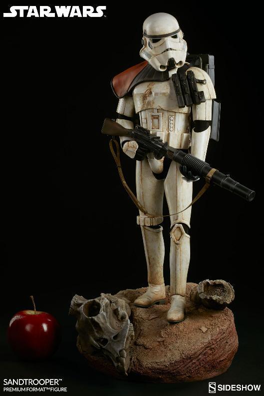 Sideshow Collectibles - Sandtrooper Premium Format Figure Sandtr34