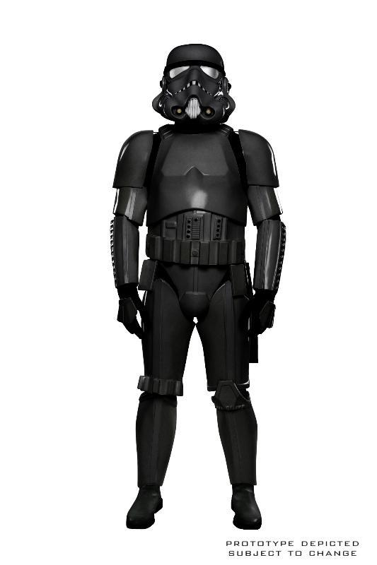 ANOVOS STAR WARS Imperial Shadowtrooper Shadow10