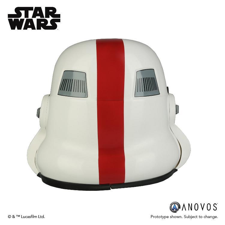 ANOVOS - STAR WARS Imperial Shock Trooper Helmet Accessory Shock_10