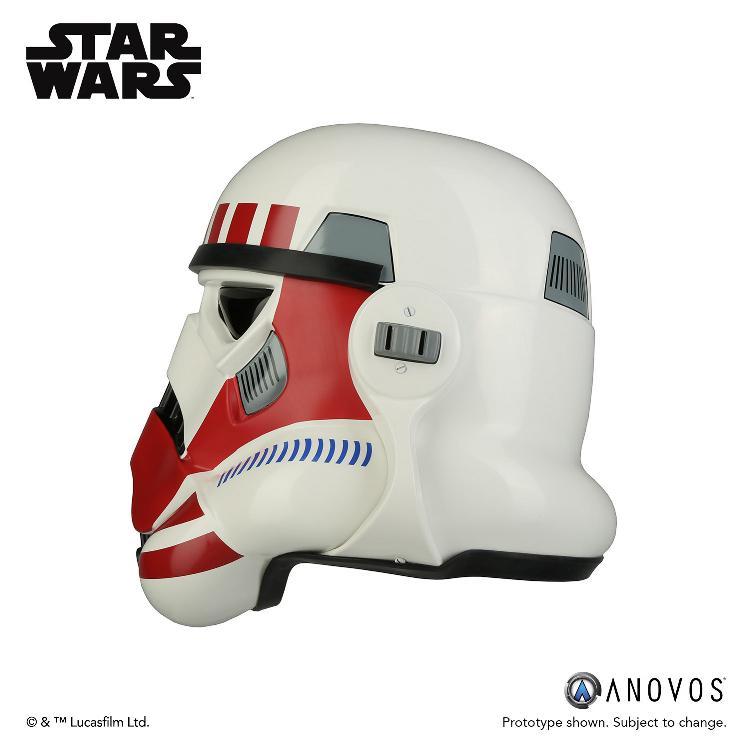 ANOVOS - STAR WARS Imperial Shock Trooper Helmet Accessory Shock_12