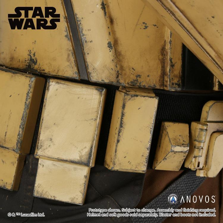 ANOVOS STAR WARS ROGUE ONE Shoretrooper Armor Kit Shoret18