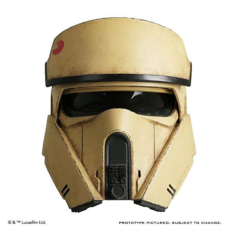 ANOVOS ROGUE ONE Shoretrooper Helmet  Shoret20