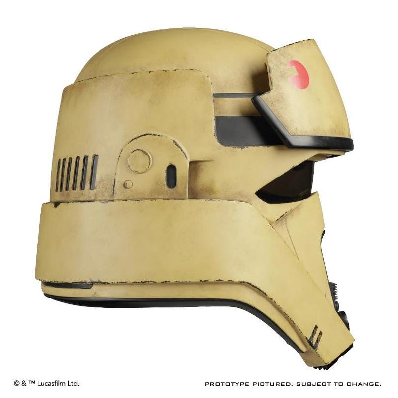 ANOVOS ROGUE ONE Shoretrooper Helmet  Shoret21
