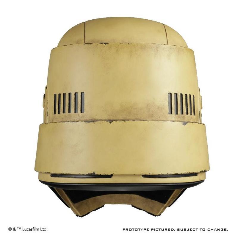 ANOVOS ROGUE ONE Shoretrooper Helmet  Shoret22