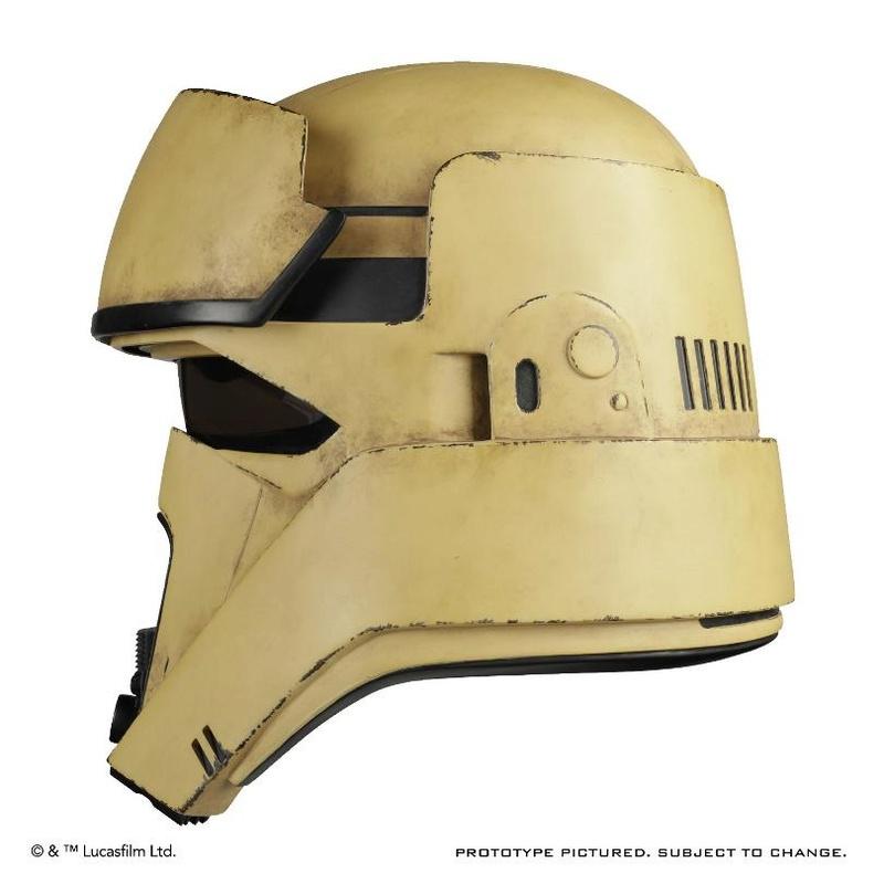 ANOVOS ROGUE ONE Shoretrooper Helmet  Shoret23