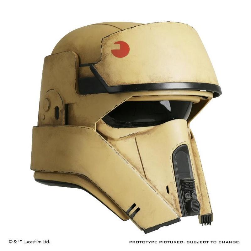 ANOVOS ROGUE ONE Shoretrooper Helmet  Shoret24