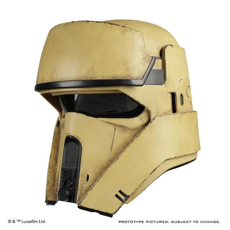 ANOVOS ROGUE ONE Shoretrooper Helmet  Shoret26