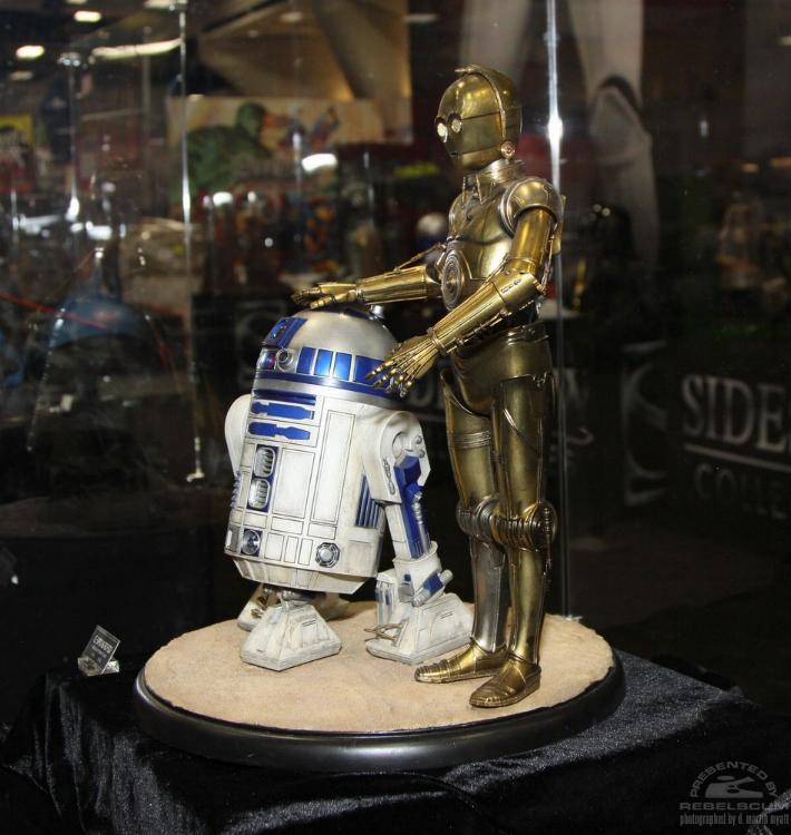 Sideshow - C3PO & R2D2 - PF - Premium Format 2011 - Page 3 Sidc3r13