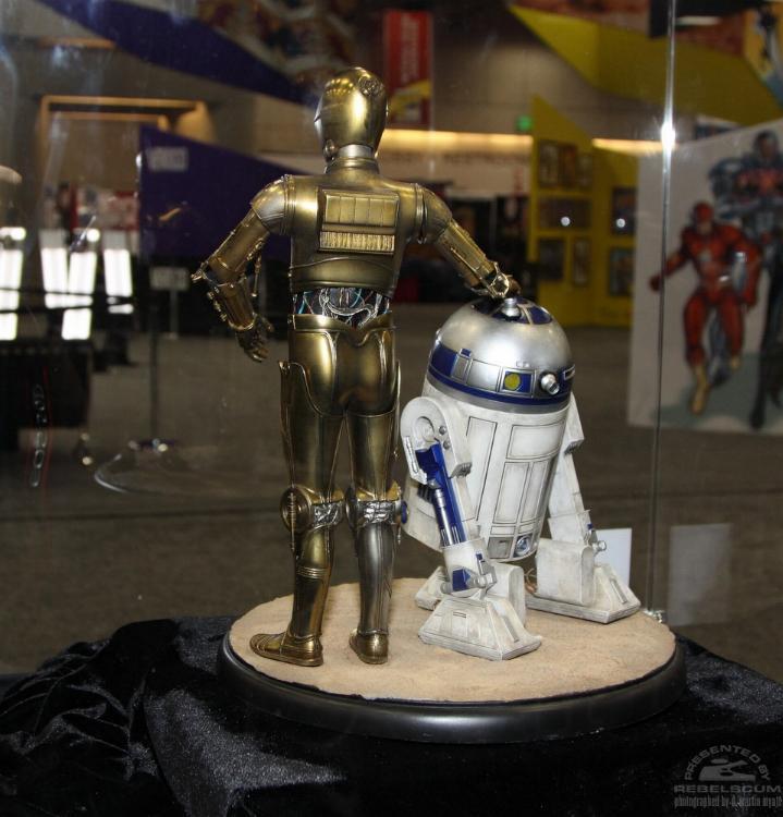 Sideshow - C3PO & R2D2 - PF - Premium Format 2011 - Page 3 Sidc3r14