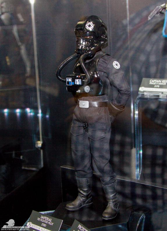 Sideshow - TIE Fighter Pilot Sixth Scale Figure Sidesh19
