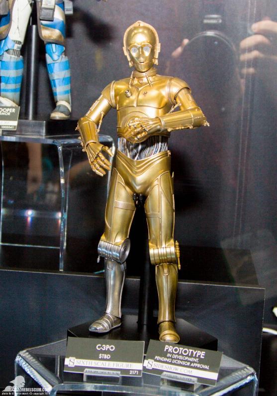 Sideshow - C-3PO Sixth Scale Figure Sidesh31