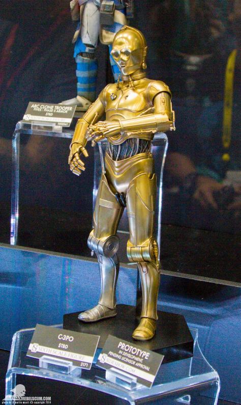 Sideshow - C-3PO Sixth Scale Figure Sidesh33