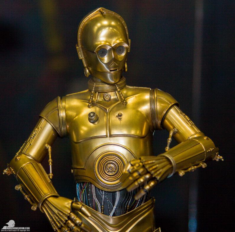 Sideshow - C-3PO Sixth Scale Figure Sidesh34