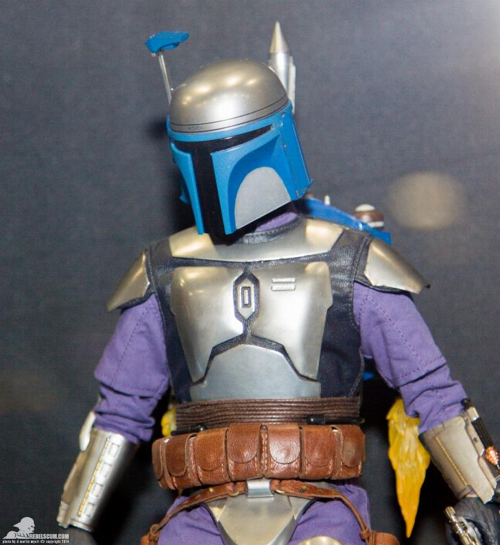 Sideshow Collectibles - Jango Fett Sixth Scale Figure Sidesh51