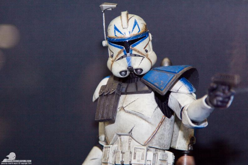 Sideshow - Captain Rex – Phase II Armor Sixth Scale Figure Sidesh53