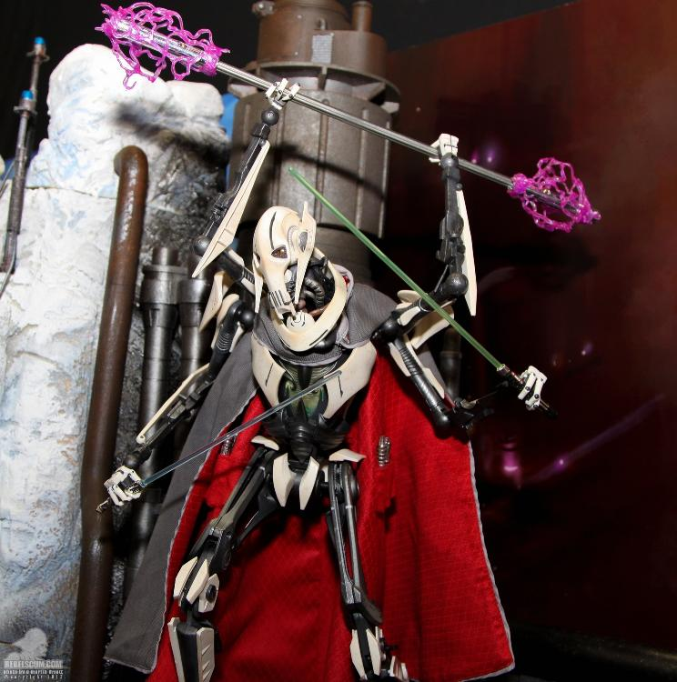 Sideshow - General Grievous - Sixth Scale Figure Sidesh56