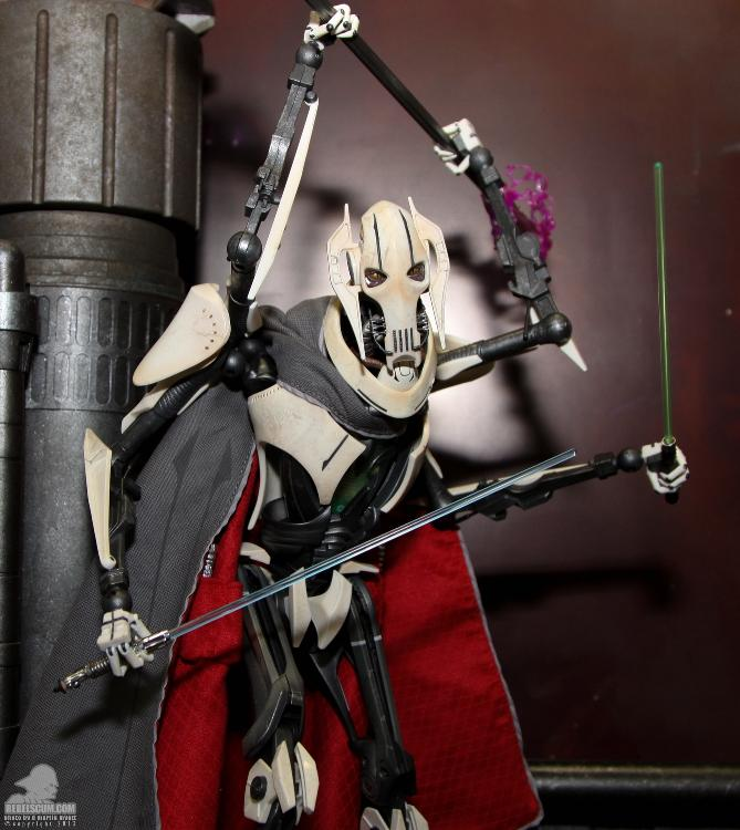Sideshow - General Grievous - Sixth Scale Figure Sidesh57