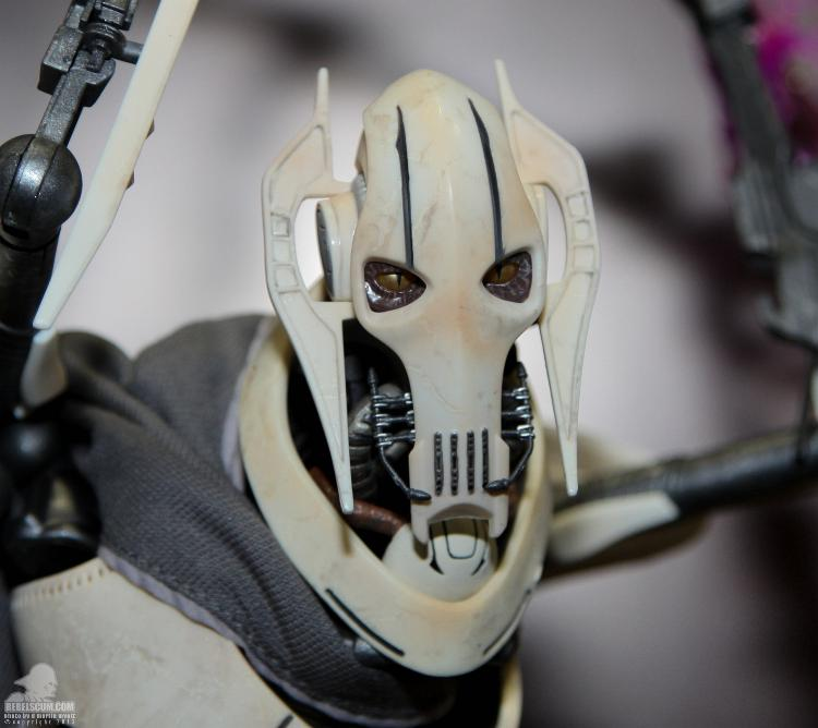 Sideshow - General Grievous - Sixth Scale Figure Sidesh59