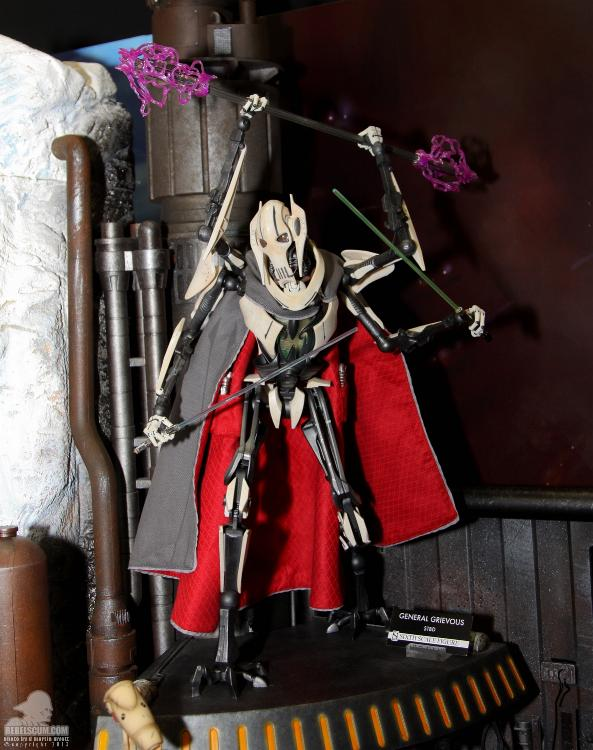 Sideshow - General Grievous - Sixth Scale Figure Sidesh60