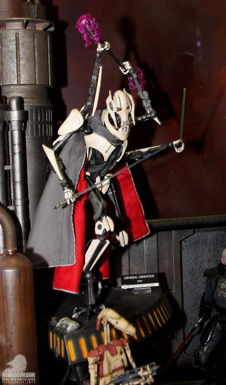Sideshow - General Grievous - Sixth Scale Figure Sidesh61