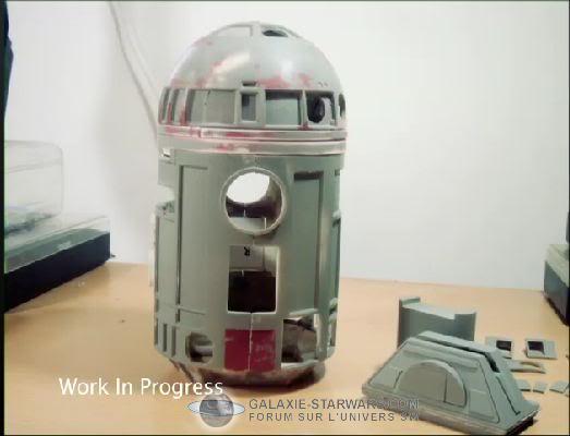 Sideshow - C3PO & R2D2 - PF - Premium Format 2011 Sidesh65
