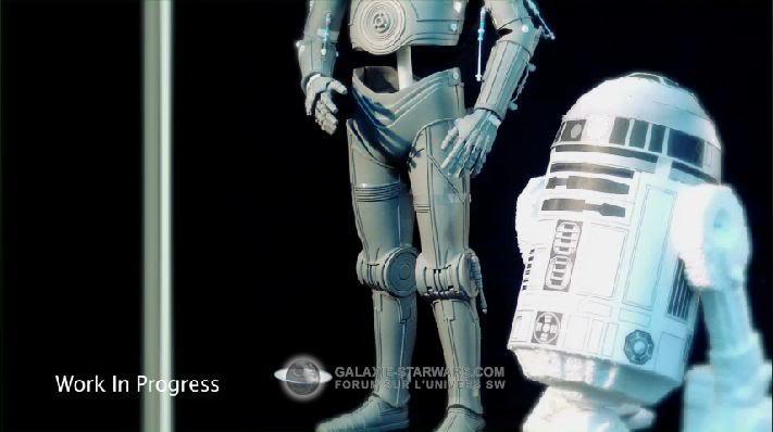 Sideshow - C3PO & R2D2 - PF - Premium Format 2011 Sidesh66