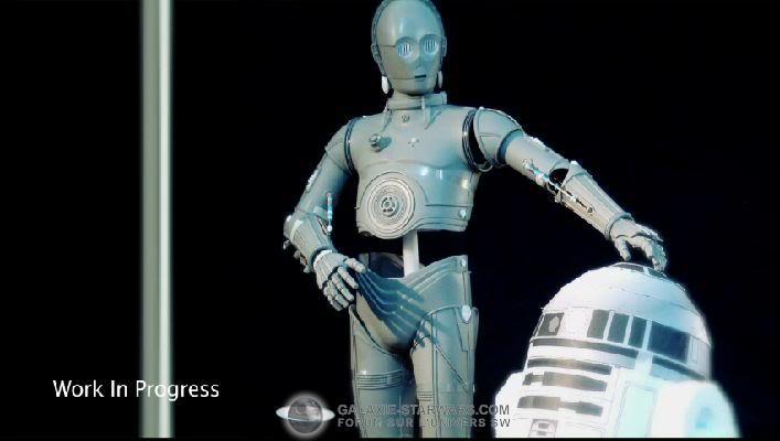 Sideshow - C3PO & R2D2 - PF - Premium Format 2011 Sidesh70