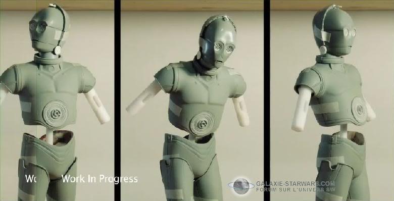 Sideshow - C3PO & R2D2 - PF - Premium Format 2011 Sidesh71