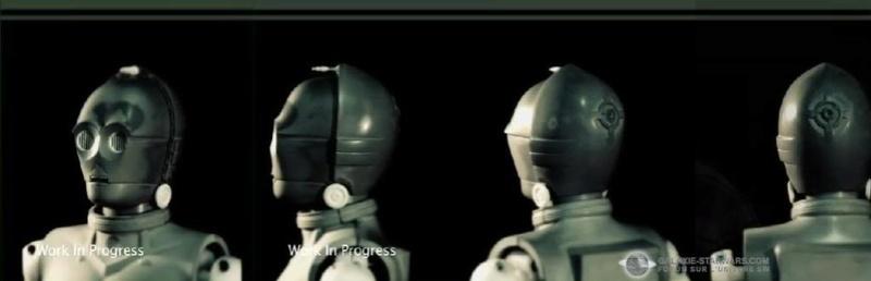 Sideshow - C3PO & R2D2 - PF - Premium Format 2011 Sidesh72