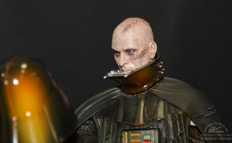 Sideshow - Mythos - Darth Vader - Dark Contemplations Sidmyt11