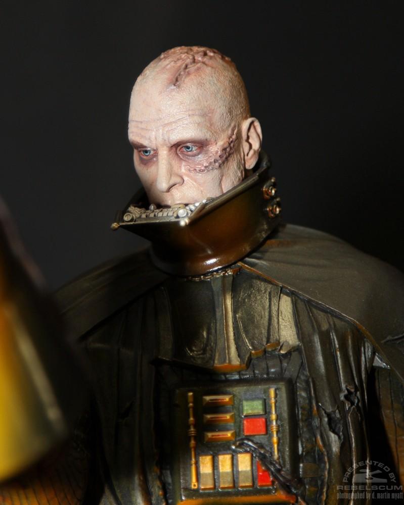 Sideshow - Mythos - Darth Vader - Dark Contemplations Sidmyt13