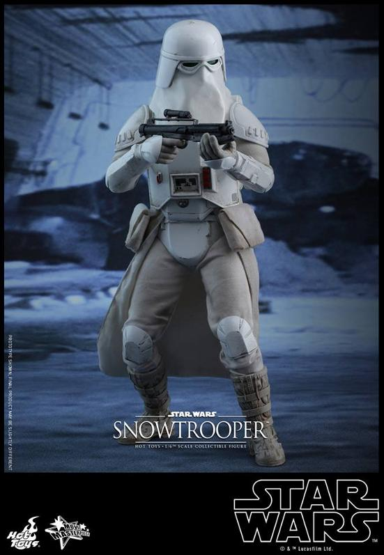Hot Toys The Empire Strikes Back - 1/6th scale Snowtrooper Snowes10
