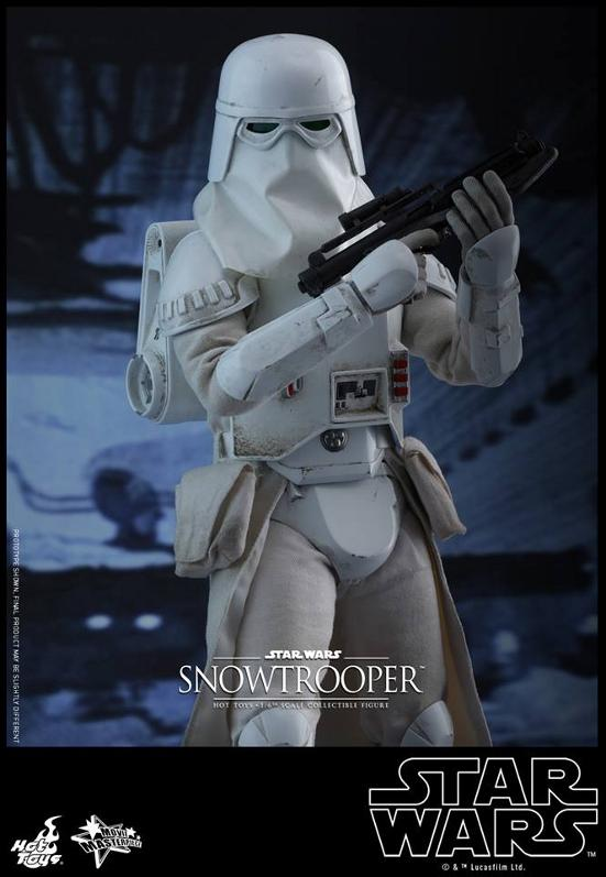 Hot Toys The Empire Strikes Back - 1/6th scale Snowtrooper Snowes11