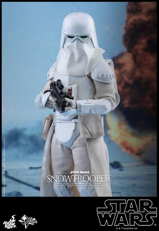 Hot Toys The Empire Strikes Back - 1/6th scale Snowtrooper Snowes13