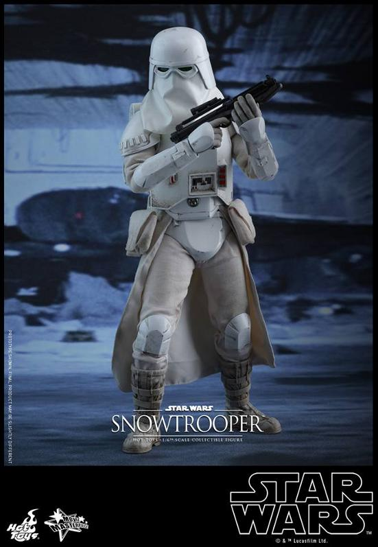 Hot Toys The Empire Strikes Back - 1/6th scale Snowtrooper Snowes14
