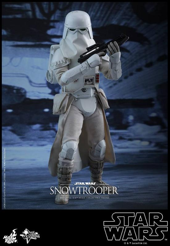 Hot Toys The Empire Strikes Back - 1/6th scale Snowtrooper Snowes15