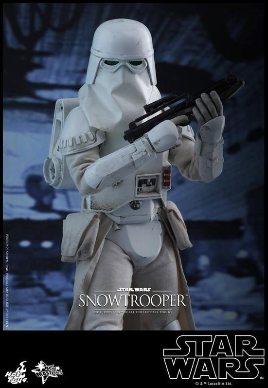 Hot Toys The Empire Strikes Back - 1/6th scale Snowtrooper Snowes16