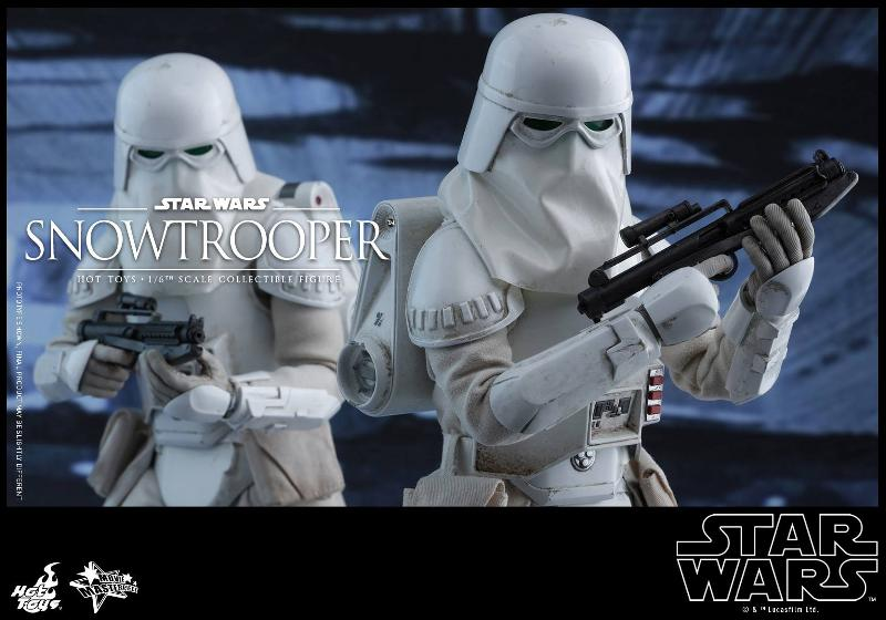 Hot Toys The Empire Strikes Back - 1/6th scale Snowtrooper Snowes18