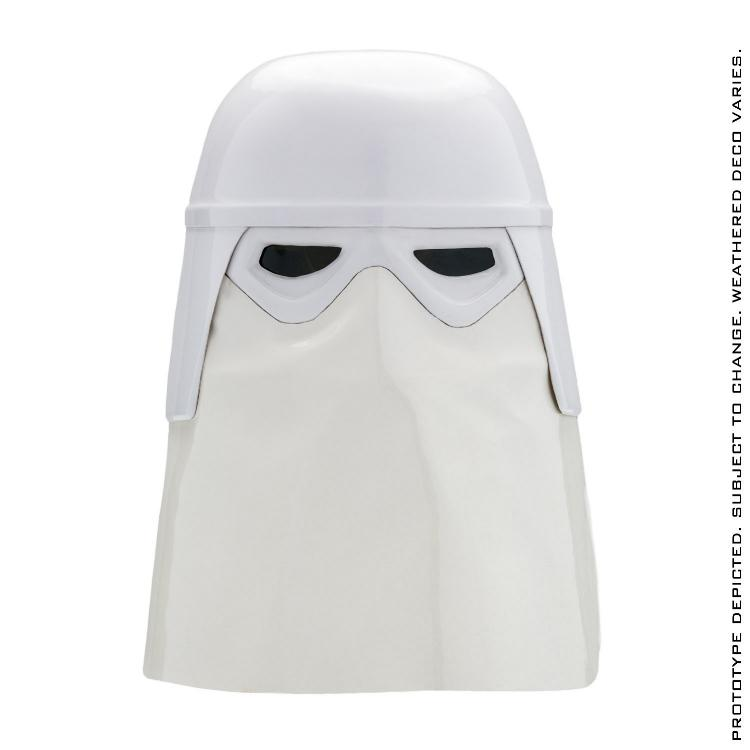 ANOVOS STAR WARS - Imperial Snowtrooper Helmet Snowtr10
