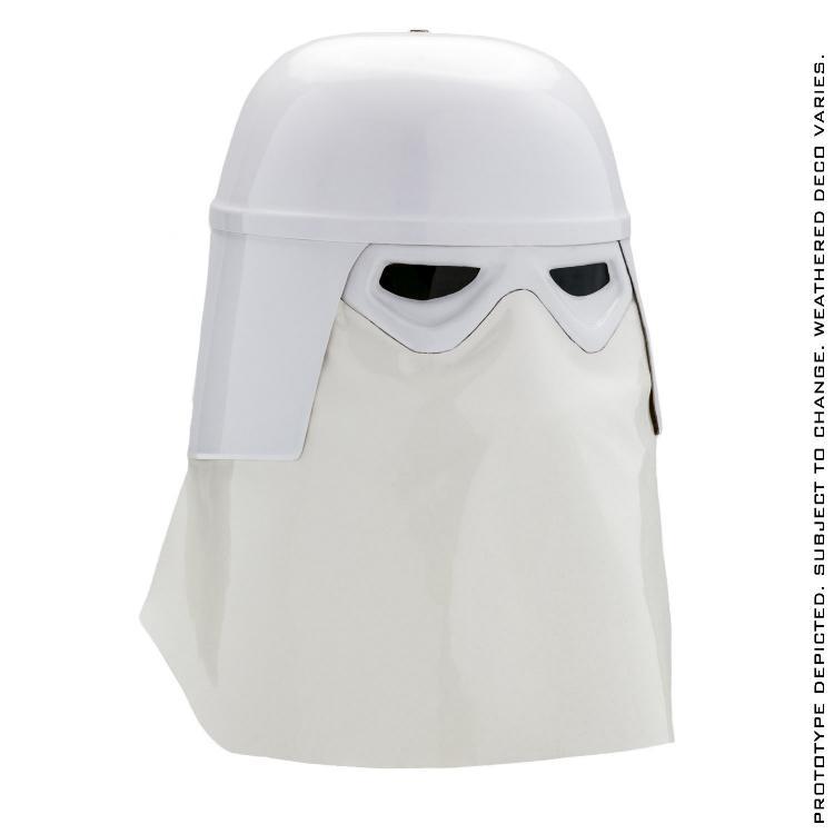 ANOVOS STAR WARS - Imperial Snowtrooper Helmet Snowtr11